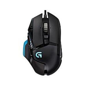LogitechG502 - Proteus Spectrum Gaming Mouse - Black