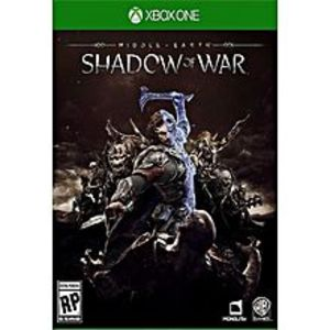 Microsoft Xbox One Middle Earth Shadow Of War
