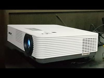 Sony VPL-DX221, 2,800 Lumens XGA Desktop Projector