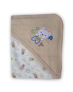 Baby Shawl Blanket - Multicolor