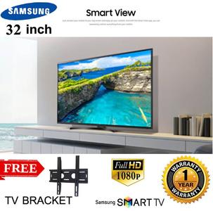 Samsung Smart LED 1080P 32 inch 1980x1080 TV Free wall bracket 1 Year Warranty