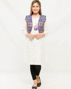 Random Embroidery Cotty for women