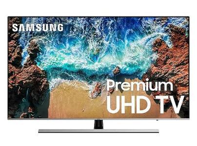 Samsung LED TV 4K Smart 55NU8000 55 Inch