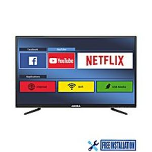 "AKIRA - SingaporeMS106 - Smart Full HD LED TV - 32"" - Glossy Black"