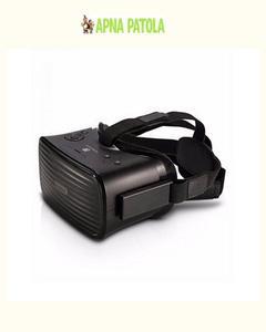 Black Rt-V02 Virtual Reality Headset