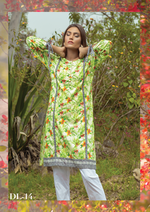 Al Karam Summer Fantasy Digital Lawn Design DL-14
