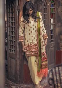Grand Nouveau 3 Piece Pashmina Woolen Shawl Collection -17-PINK