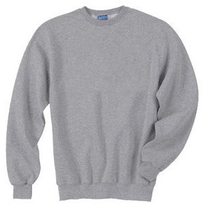 Classic Sweatshirt by Fifth Avenue - Grey