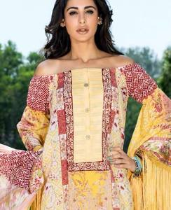 Shehla Chatoor Luxury Lawn by Shariq Textiles SC3A