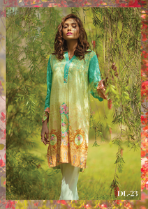 Al Karam Summer Fantasy Digital Lawn Design DL-23