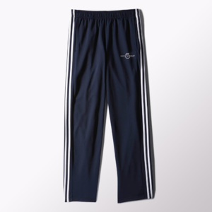 Fifth Avenue Mens Dri-Fit Tri Stripe Track Pants - Navy Blue