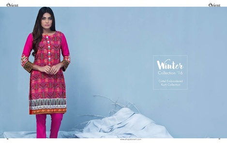 Orient Winter Cottel Collection - Oriental OTL-16-221-A