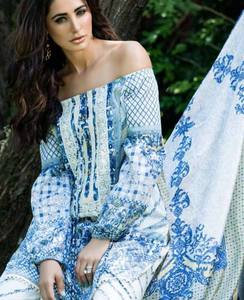 Shehla Chatoor Luxury Lawn by Shariq Textiles SC6A