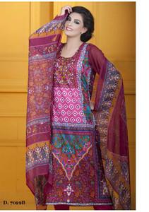 Sapna Chiffon Collection Design 7022-B