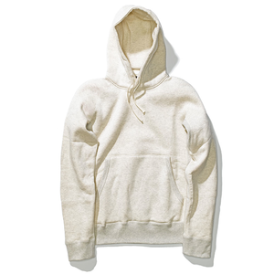Classic Pullover Hoodie by Fifth Avenue - Oatmeal