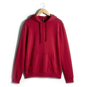 Classic Pullover Hoodie by Fifth Avenue - Red