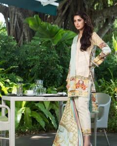 Shehla Chatoor Luxury Lawn by Shariq Textiles SC7