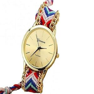 Thread Knitted Watch For Women - MulticolorHurry up! Sales Ends in