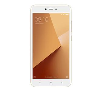 Mi - Note 5A - 5.5 - 2GB - 16GB - 13MP/5MP - 4G - GoldHurry up! Sales Ends in