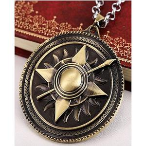 Alloy Game of Thrones Exclusive Pendant for Unisex - TM-PT-07 - BronzeHurry up! Sales Ends in