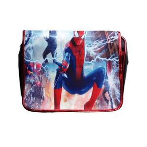 Planet X - Spiderman School File Bag - MulticolorHurry up! Sales Ends in