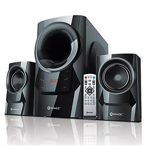 Storm 2.1 Wireless Speakers - ST-950 - BlackHurry up! Sales Ends in