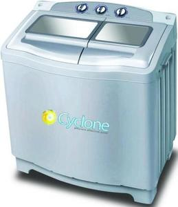 Kenwood -Top Load Semi Automatic Washing Machine - WhiteHurry up! Sales Ends in