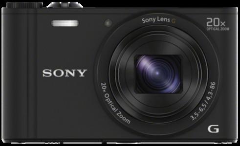 Sony - Cyber-Shot - DSC-WX350 - BlackHurry up! Sales Ends in