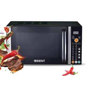 Orient - Appliances Chilli Microwave Oven - 30D Grill - BlackHurry up! Sales Ends in