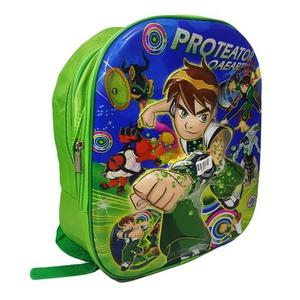 3-D Cartoon Characters Small Ben 10 School Bag 725 - 203559Hurry up! Sales Ends in
