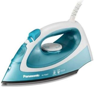 Panasonic -Steam Iron - NI-P300T - Blue & WhiteHurry up! Sales Ends in