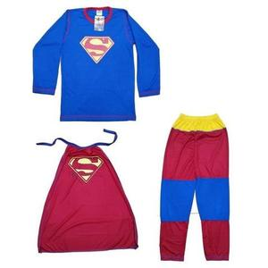 Noman Toys - Super Man Costume For Kids - MulticolorHurry up! Sales Ends in