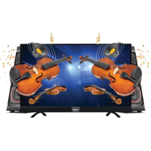 Orient - Violin 55S Uhd Led Tv - BlackHurry up! Sales Ends in