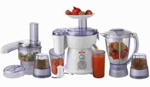 Westpoint - Jumbo Food Factory With Extra Grinder - 5 in 1 - WF-2805 - WhiteHurry up! Sales Ends in