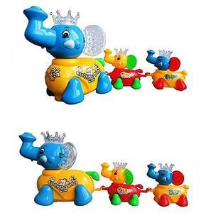 Clever Elephant Battery Operated Toy - 903 - MulticolorHurry up! Sales Ends in