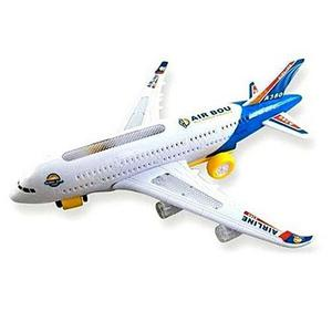 Battery Operated Air Bus A380 - WhiteHurry up! Sales Ends in