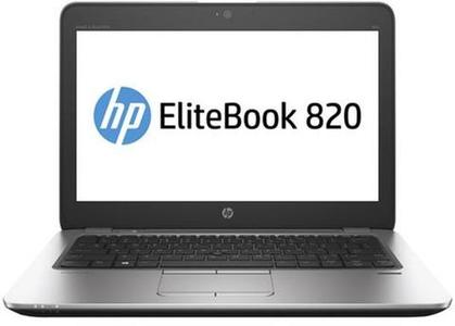 HP - EliteBook 820 G3 Core i76600U 2.60 GHz 500GB 7.2K RPM HDD - BlackHurry up! Sales Ends in