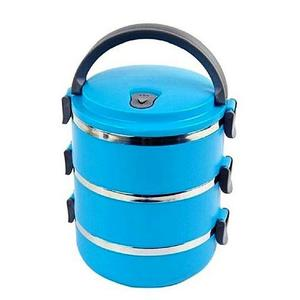 3 Tier Lunch Box - BlueHurry up! Sales Ends in