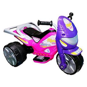 Ride On Battery Operated Avigo Tiger Girl BikeHurry up! Sales Ends in