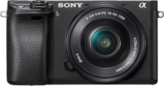 Sony - DSLR - ILCE-6300 - BlackHurry up! Sales Ends in