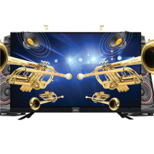 Orient - Trumpet 55S Smart Full Hd Led Tv - BlackHurry up! Sales Ends in