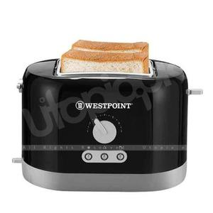 Westpoint - 2 Slice Toaster - WF-2538 - BlackHurry up! Sales Ends in