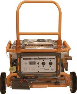 Jasco - Jasco Generators - FG2200 (Max Output 1.1 KW) - BrownHurry up! Sales Ends in