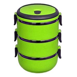 3 Tier Lunch Box - Lb 4 - GreenHurry up! Sales Ends in