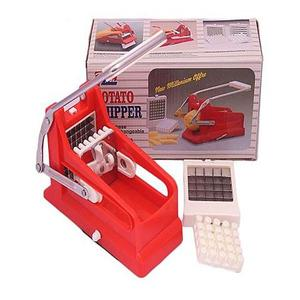 Kimms Classic French Fries Potato Chips Cutter - RedHurry up! Sales Ends in