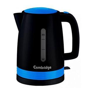 Cambridge 1 Liter Water Level Indicator Concealed Electric Kettle - JK9391 - BlackHurry up! Sales Ends in