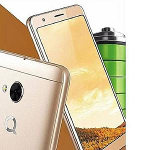 QMobile Q Infinity C - 5.3 - 1GB RAM - 16GB ROM - 5MP Camera - GoldHurry up! Sales Ends in