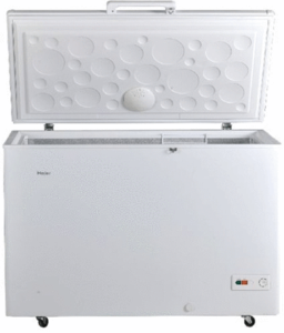 Haier - Single Door Deep Freezer - HDF-345SD - WhiteHurry up! Sales Ends in