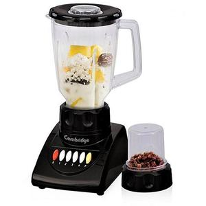 Cambridge 2 in 1 Blender with Mill - BL2086 - BlackHurry up! Sales Ends in