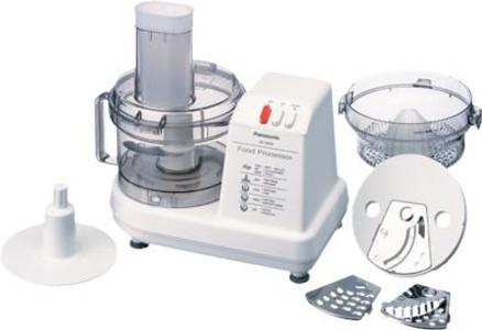 Panasonic - MK-G5086 whipping 240W Food Processor - WhiteHurry up! Sales Ends in